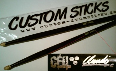 Claudio Signature Sticks
